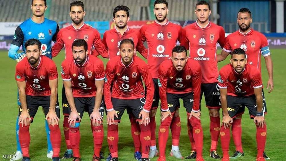 الأهلي بطلا للدوري المصري للمرة 40