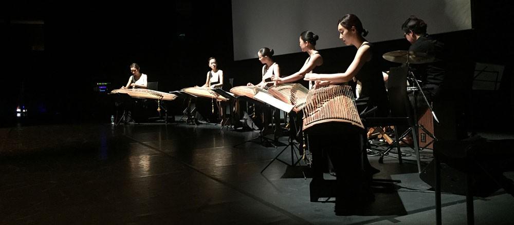 أمسية موسيقية لأوركسترا سوكميونغ للكاياغم ضمن فعاليات مهرجان ربيع الثقافة