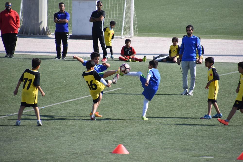 غدا إقامة المهرجان الثالث لأكاديميات كرة القدم بالمدارس الابتدائية