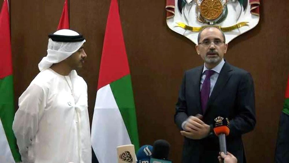 الأردن يؤكد على حق الإمارات بجزرها الثلاث