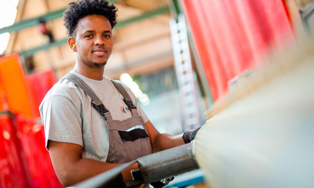 المانيا تواجه نقصا غير مسبوق في العمالة يهدد اقتصادها