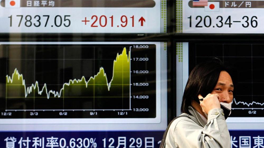 الأسهم اليابانية ترتفع لأعلى مستوى في أكثر من أسبوع