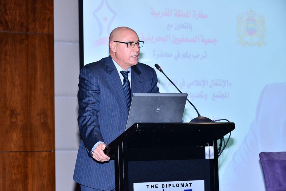 سفير المغرب: العلاقات البحرينية المغربية تقدير متبادل وتفاهم عميق