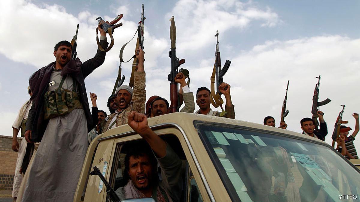"""تدمير """"تعزيزات قتالية وبشرية"""" للحوثيين شمالي البيضاء"""