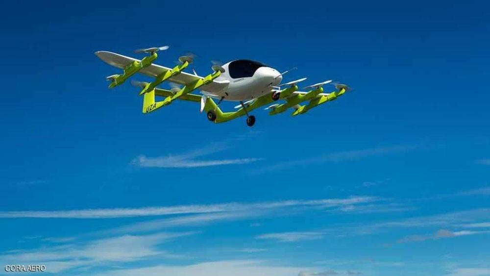 """""""CORA"""" سيارة طائرة ذاتية القيادة"""