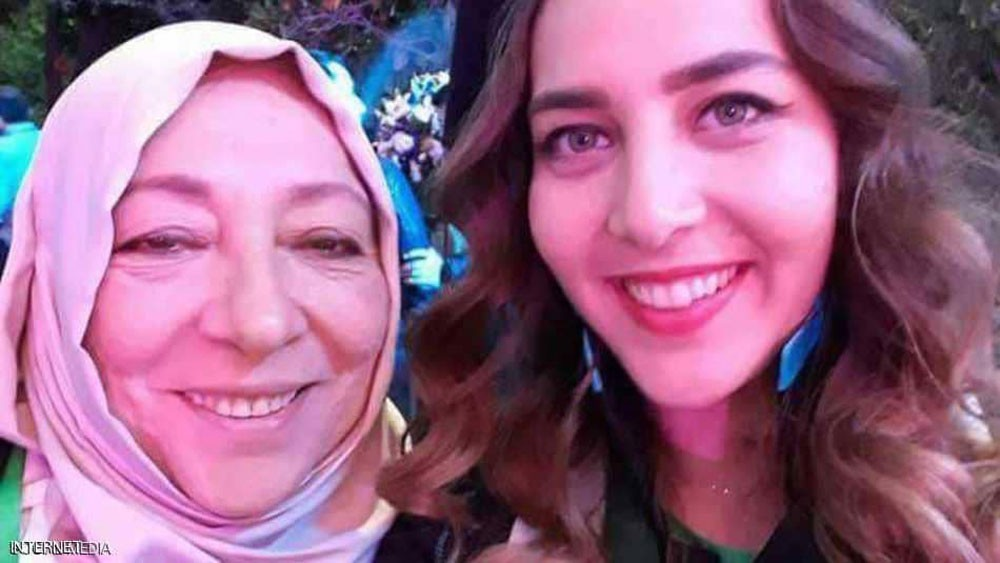 المؤبد لقاتل ناشطة سورية وابنتها