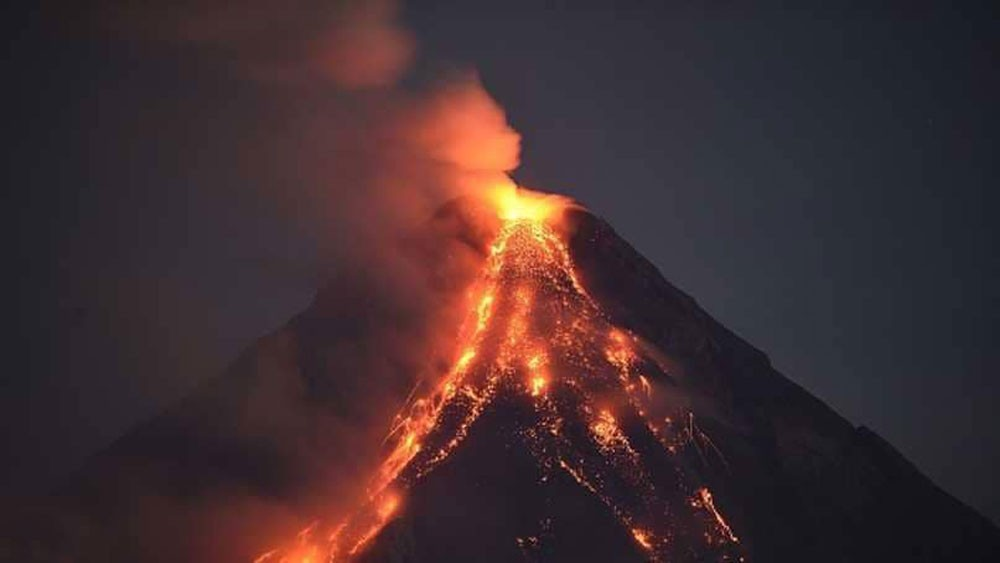 """""""بركان العصر الحجري"""" أهلك عددا كبيرة من سكان العالم"""