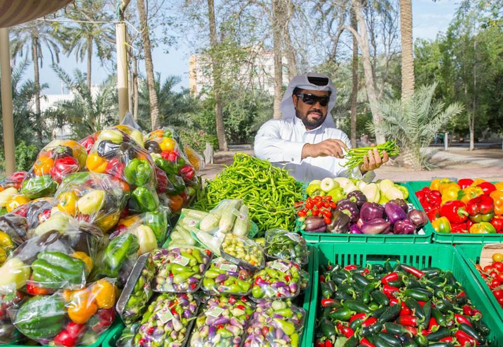 وكيل الزراعة : سوق المزارعين الدائم انطلاقه حقيقية للمنتج الزراعي البحريني