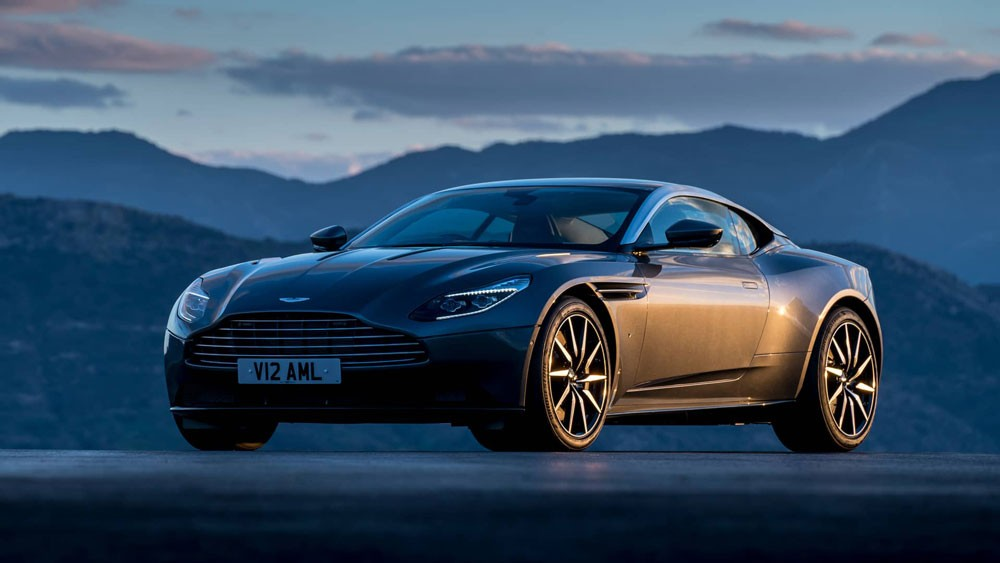 Aston Martin تعتزم المشاركة في برنامج متميز من سباقات السيارات