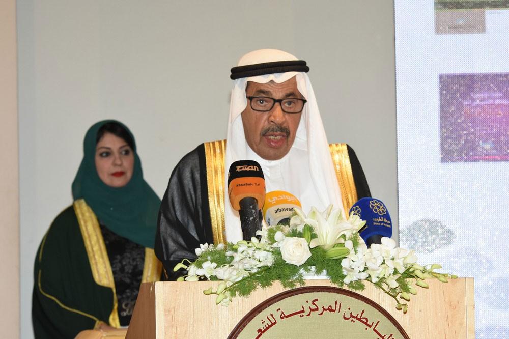 وسام من رئيس البرتغال مارسيلو ريبالو إلى الشاعر عبدالعزيز سعود البابطين