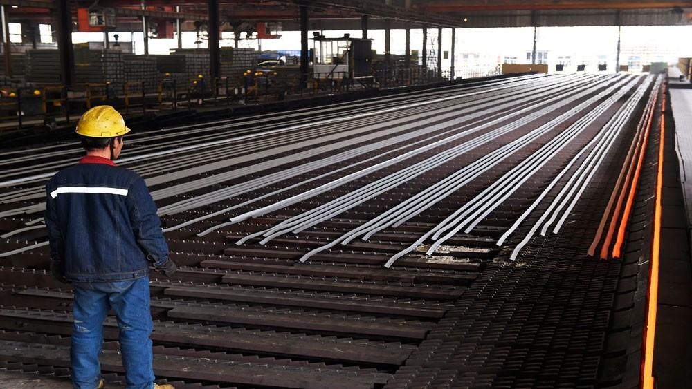 الصين تطالب منظمة التجارة العالمية بالتدخل في أزمة الرسوم الأمريكية على الصلب والألومنيوم