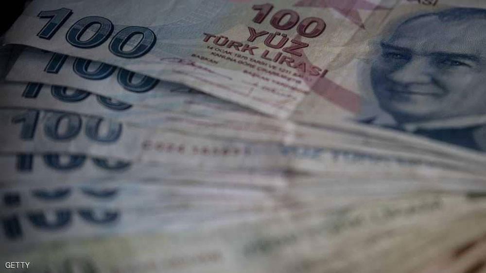 الليرة التركية تحطم الأرقام