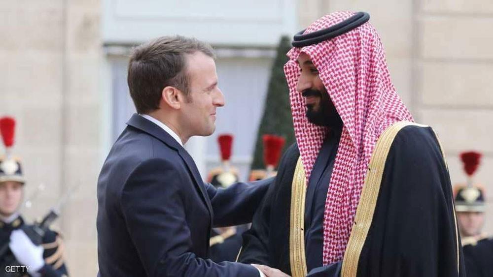 اتفاق سعودي فرنسي على ردع إيران.. واستهداف كيماوي الأسد
