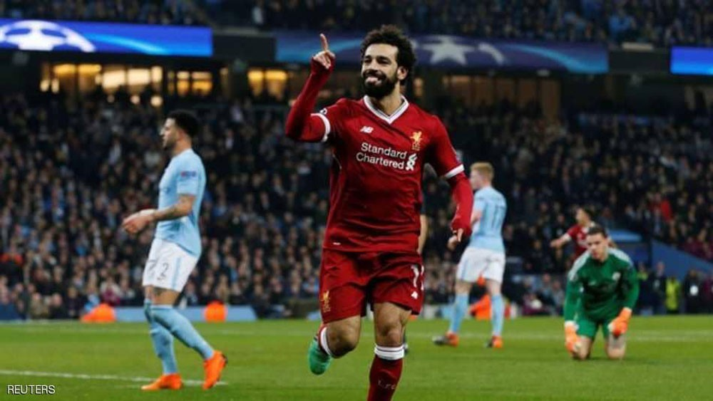 صلاح يضع ليفربول في نصف نهائي أبطال أوروبا