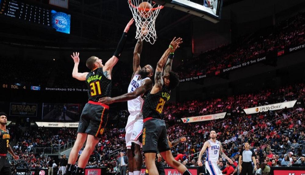 فيلادلفيا يواصل انتصارات المتتالية في الـ NBA