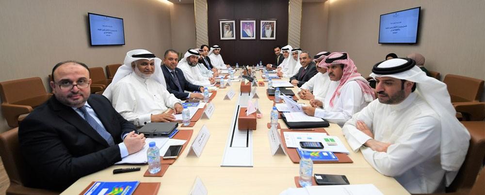 اللجنة التنسيقية مع رؤساء المجالس البلدية تستعرض مشاريع 2017-2019