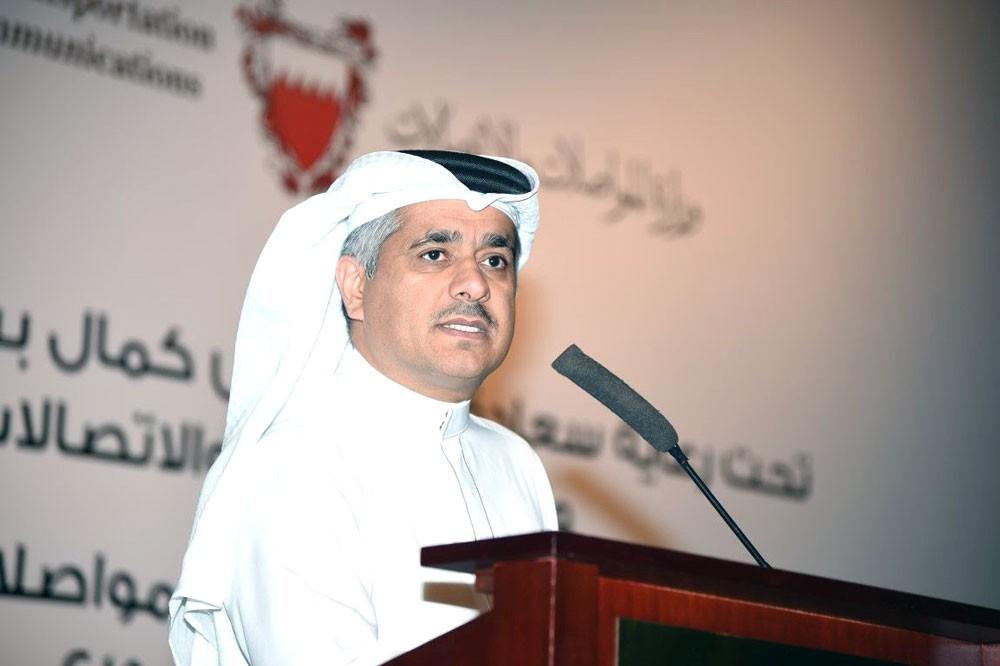 وزير المواصلات: ضرورة التعاون بين هيئة الفضاء في البحرين والبريطانية