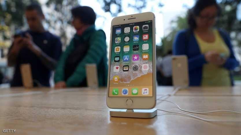 """تحديث أبل الجديد يضرّ بهواتف """"آيفون 8"""""""