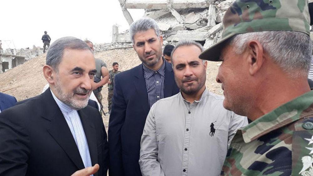 مستشار خامنئي من دمشق يتوعد إدلب بعد الغوطة