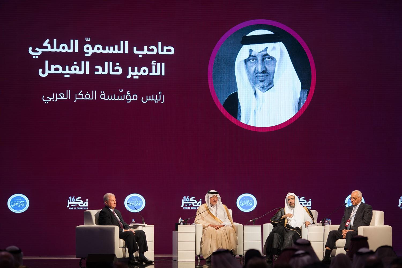 خالد الفيصل: لن نقبلَ أن نكونَ أتباعاً