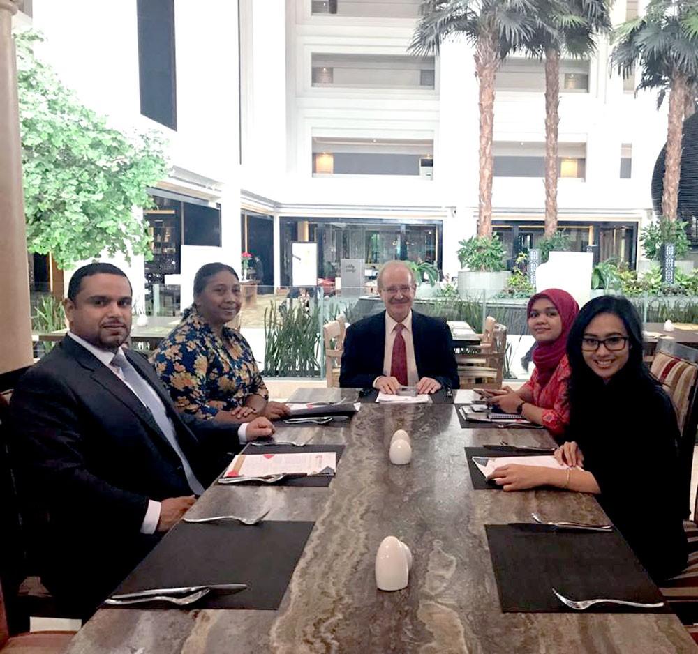سفير البحرين بإندونيسيا: انعقاد منتدى بوابة الخليج سيركز الاستثمار