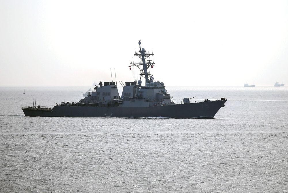 """حشود عسكرية بحراً.. وموسكو تتحدث عن """"أولويتها"""" في سوريا"""