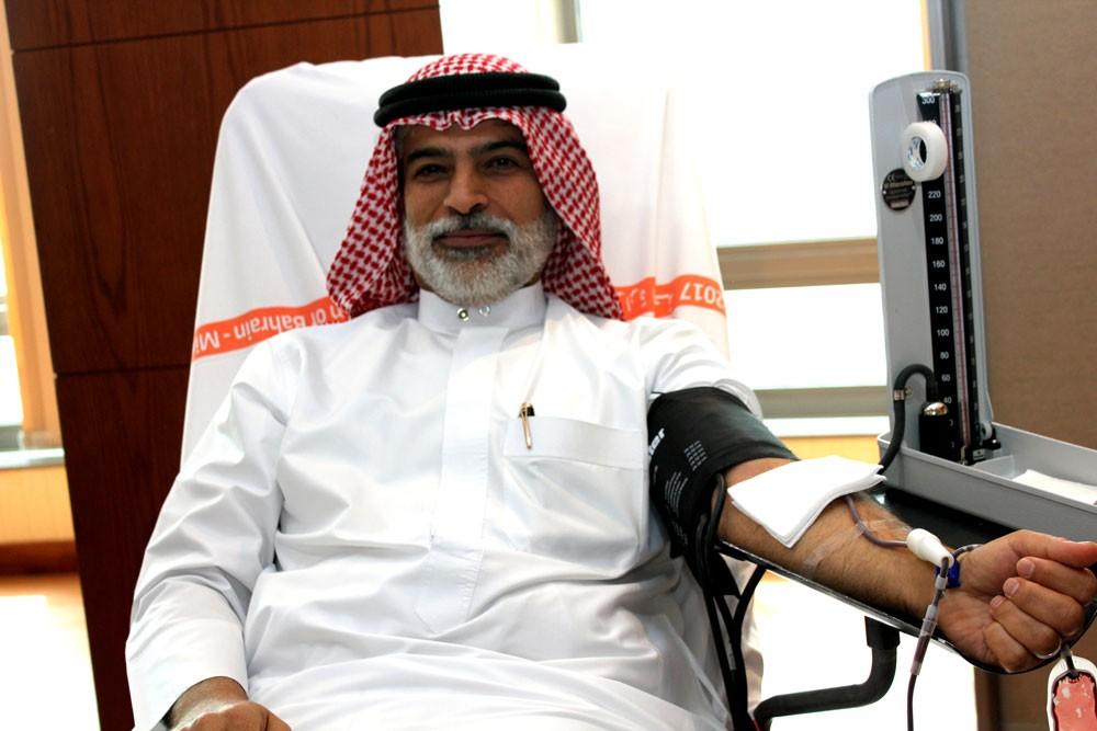 """""""الأشغال"""" تنظم الحملة السنوية للتبرع بالدم"""