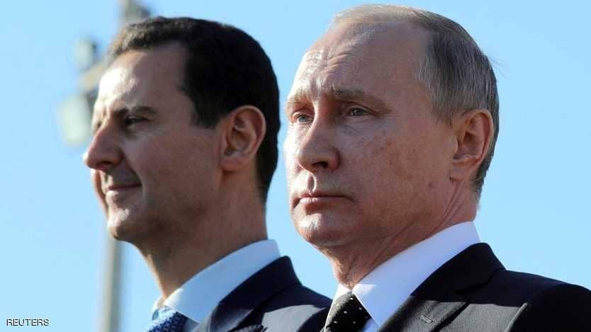 """بوتن يحذر ماكرون من """"عمل متهور"""""""