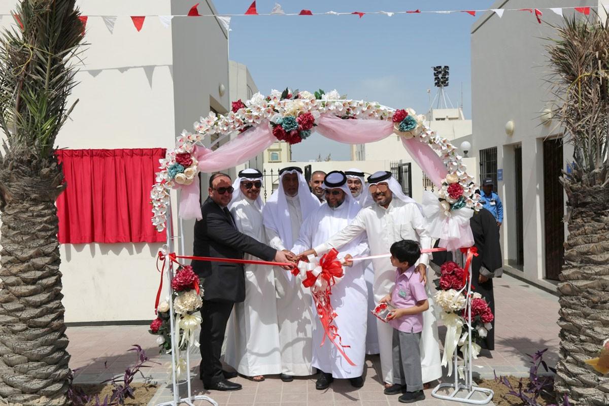 البلدية الشمالية تفتتح حديقة الأمل في مدينة حمد