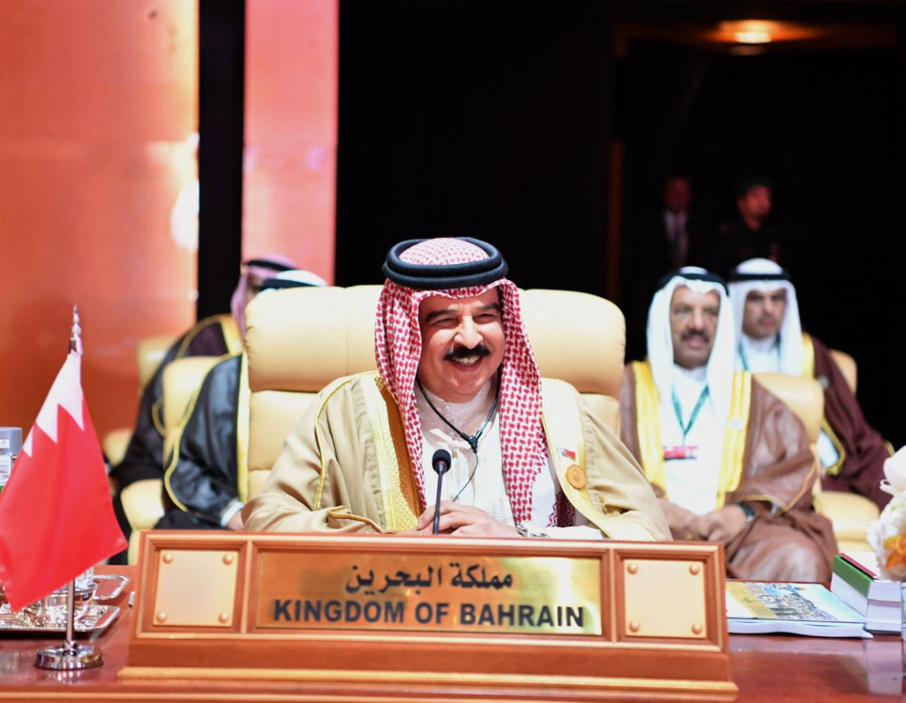 الملك: التعاون بين الأشقاء هو ما سيحفظ للدول العربية مقدراتها