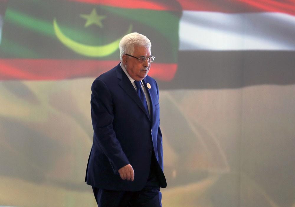 عباس يدعو قمة القدس لتبني خطة مجلس الأمن