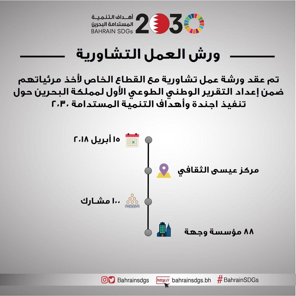 وزير شؤون مجلس الوزراء يفتتح ورشة تشاورية مع القطاع الخاص