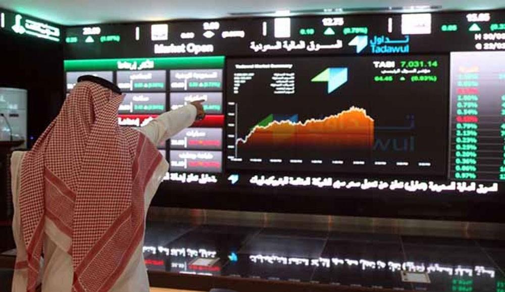 سوق السعودية تتخطى 8000 نقطة لأول مرة منذ 2015