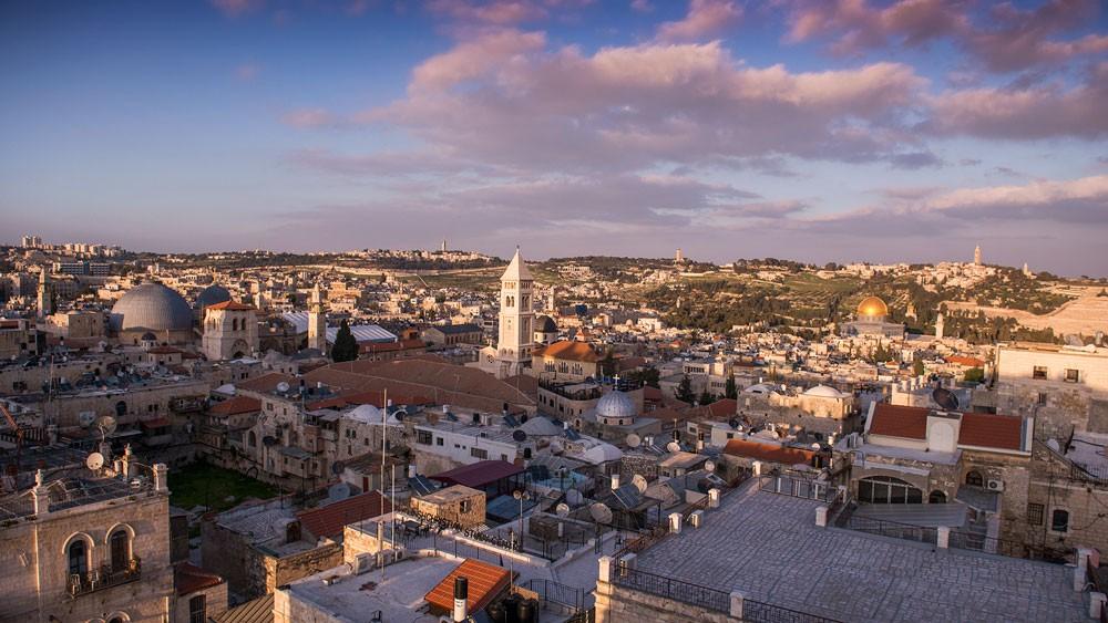 القدس عاصمة للسياحة العربية لعام 2018