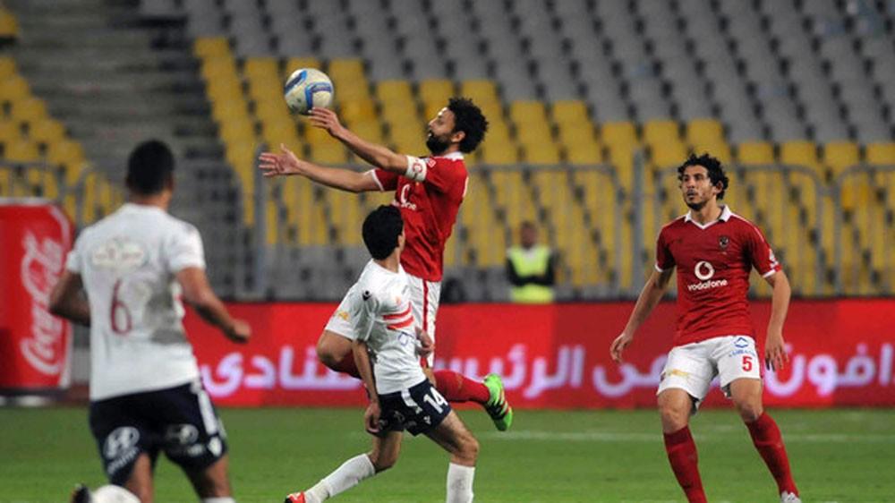 الاتحاد المصري يحدد موعد قمة الأهلي والزمالك