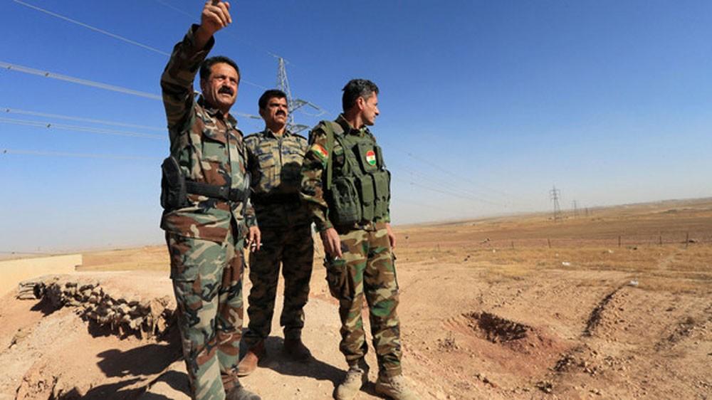 البيشمركة: داعش عاد للمناطق المتنازع عليها مع بغداد