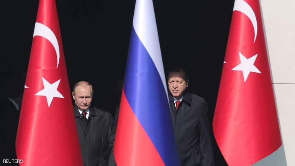 تصريحات ماكرون لن تحدث قطيعة بين تركيا وروسيا