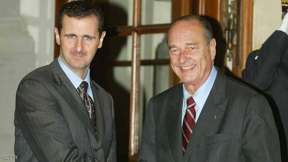 فرنسا تبدأ بإجراء تأديبي بحق الأسد