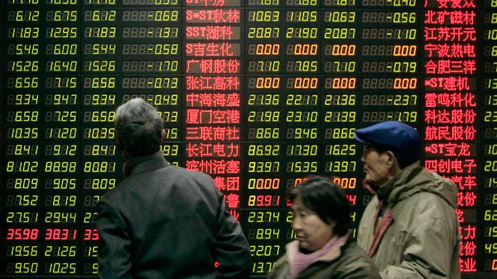الأسواق الصينية تتراجع بقوة بسبب تشريعات جديدة