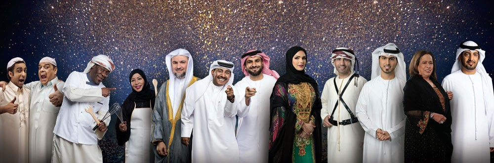 """""""الشارقة للإعلام"""" تنافس بـ 83 برنامجاً ومسلسلاً في رمضان"""
