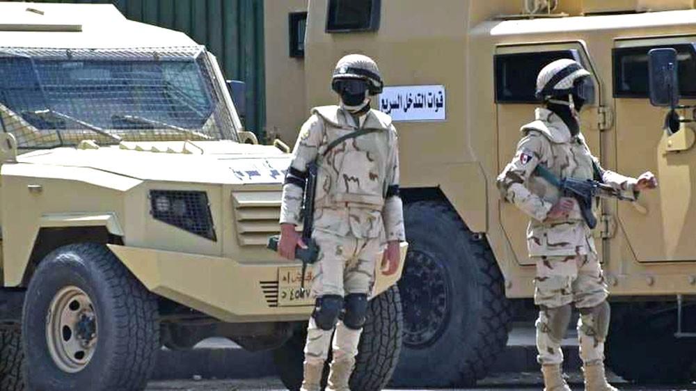"""مقتل أمير تنظيم """"بيت المقدس"""" بوسط سيناء"""
