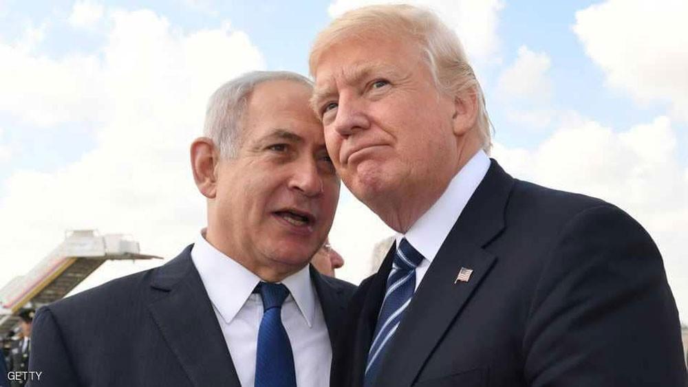 """ترامب """"يتطلع"""" لنقل السفارة إلى القدس الشهر المقبل"""