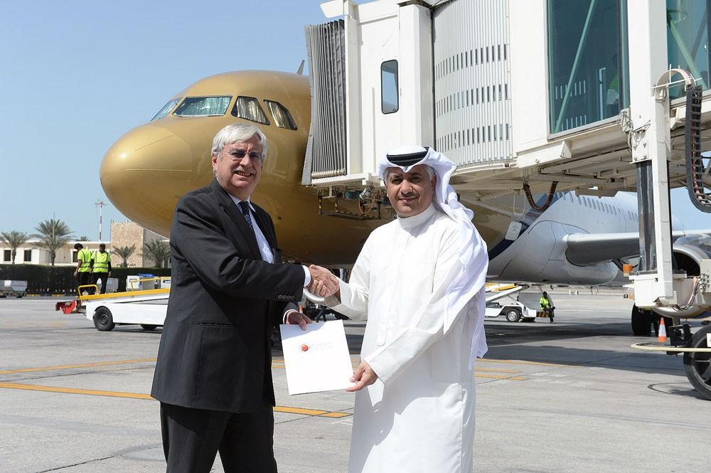 """""""بنك البحرين الوطني"""" الراعي الفضي لمعرض البحرين الدولي للطيران 2018"""