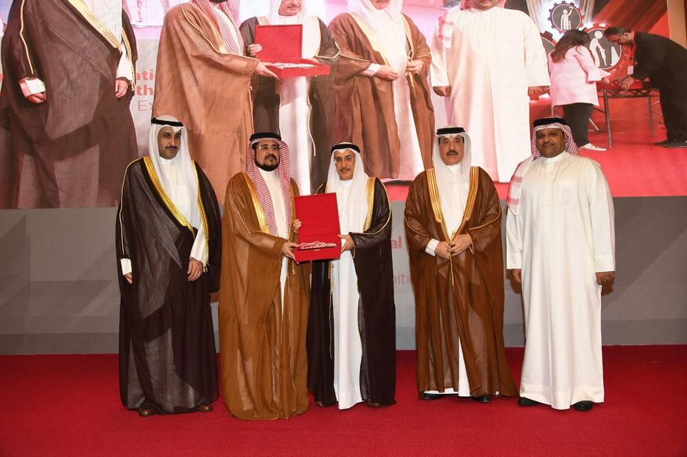 خالد بن عبد الله يرعى حفل افتتاح مؤتمر السلامة والصحة المهنية