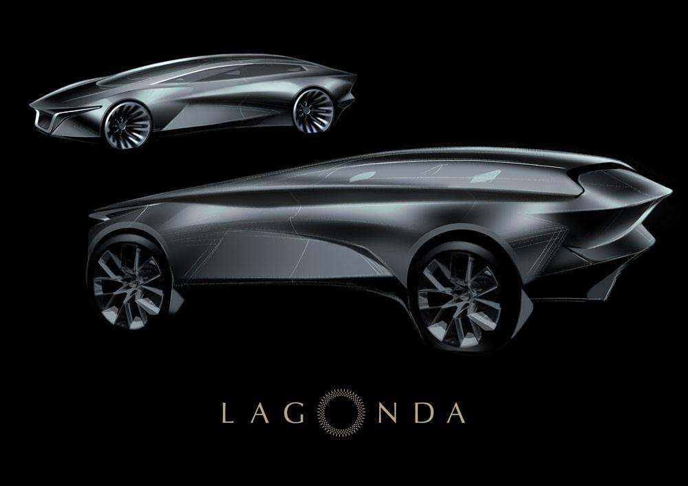 LAGONDA تحدث نقلة نوعية في مفهوم السيارات  الفاخرة
