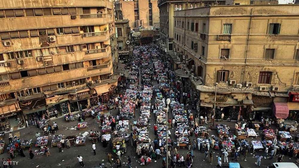 تراجع معدل التضخم في مصر بأبريل