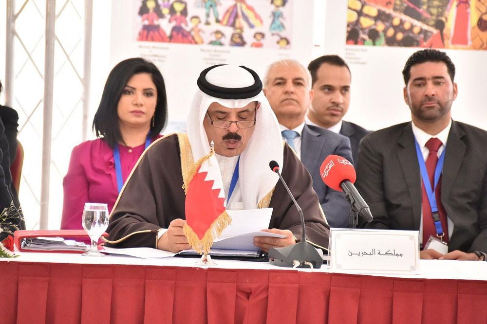 وزير التربية والتعليم يوجه دعوةً لوزراء التعليم للمشاركة في الاحتفال بمئوية التعليم النظامي في مملكة البحرين