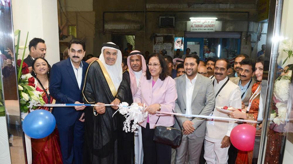 وزيرة الصحة تفتتح مستشفى شفاء الجزيرة الطبي الخاص بالمنامة