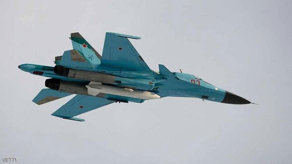 """مواجهة """"خاطفة"""" بين مقاتلات أميركية وقاذفات روسية"""