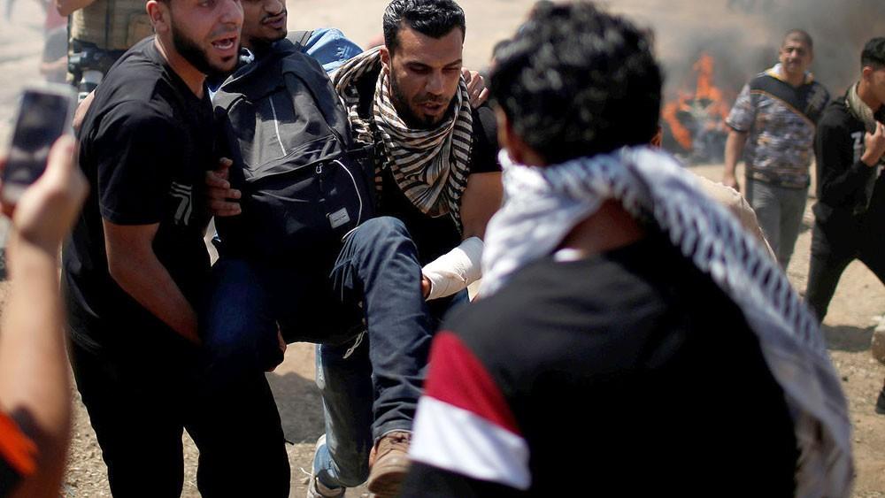 مجزرة إسرائيلية.. 52 شهيداً وآلاف الجرحى في غزة